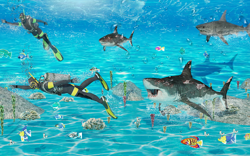 Shark Hunting Deep Dive 2 screenshots 11