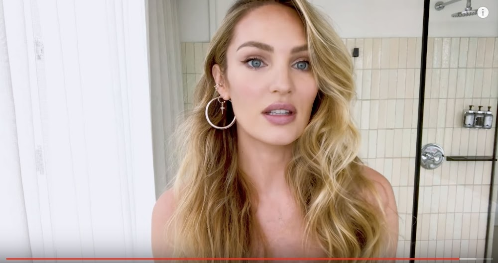 Candice Swanepoel shows us how to fake the perfect sunkissed look