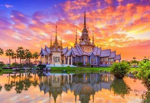 Kinh nghiệm đi du lịch bụi Thái Lan