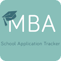 MBA School Application Tracker icon