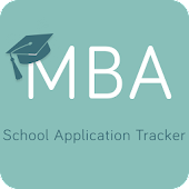 MBA School Application Tracker