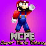 Map MCPE Super Mario Galaxy