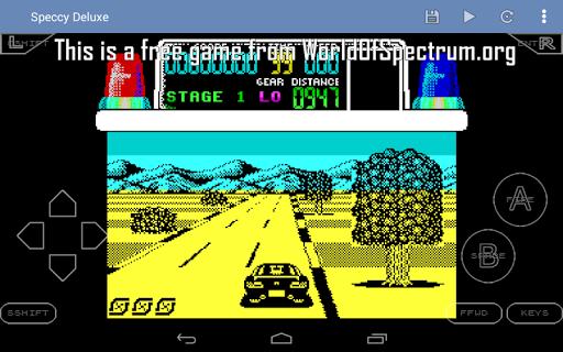 Speccy - Free Sinclair ZX Spectrum Emulator apktram screenshots 14