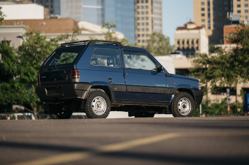 They Say the Fiat Panda 4×4 Isn't Worth Importing. They're Dead Wrong