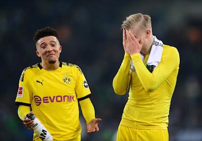 🎥 Bundesliga : la galère continue pour Dortmund qui coule à Mönchengladbach