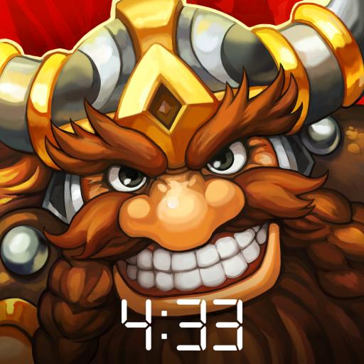 七雄戰記-最後的守護者 角色扮演 App LOGO-APP試玩