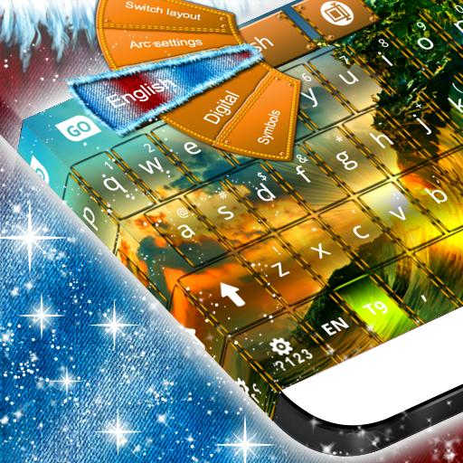 미국 키보드 색상 個人化 App LOGO-APP開箱王