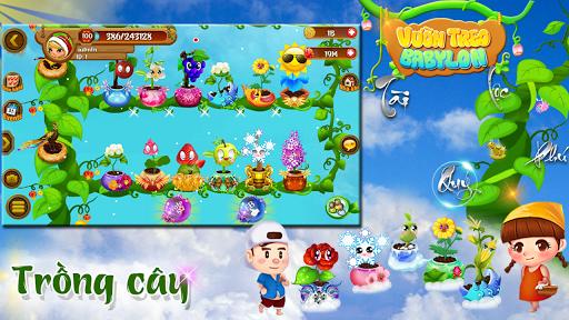 Vuon Treo Babylon - game nong trai 2.1.1 screenshots 1