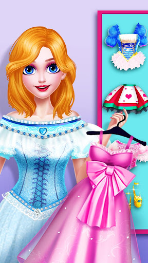Alice Makeup Salon - Wonderland Fashion War  10