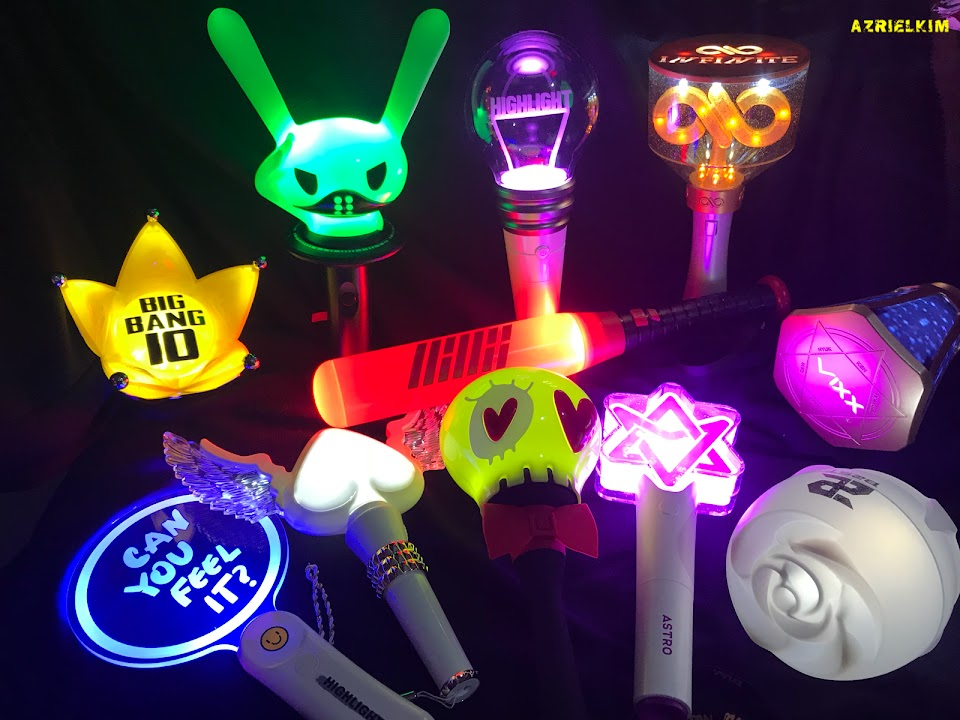 Red Velvet Could Finally Be Getting An Official Lightstick