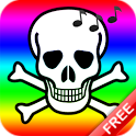Skeleton Dance Party 3D icon