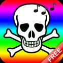 Skeleton Dance Party 3D icon