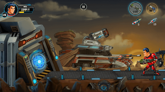 Alpha Guns 2 4.5.1 MOD (Unlimited Money) 3