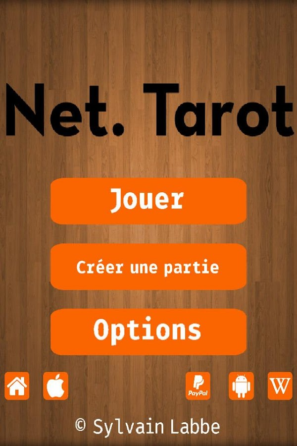 Net.Tarot- screenshot