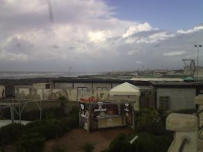 Photo: Mare o quartiere? Sembra tutto costruito fin dentro l'acqua ma non è Venezia!