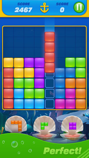 Ocean Block Puzzle 5.0 screenshots 4