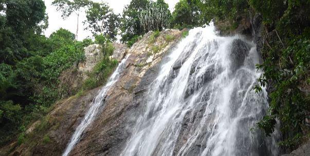 Namuaeng Waterfall