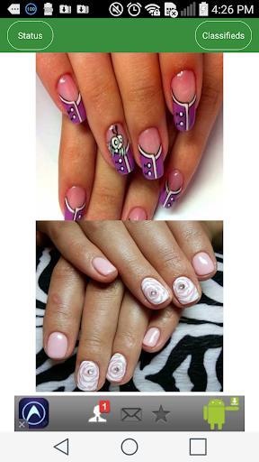 Nails Tutorial Simple