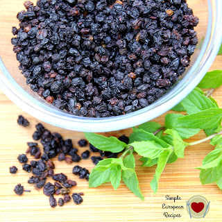 Elderberry Tea – excellent remedy derived from nature