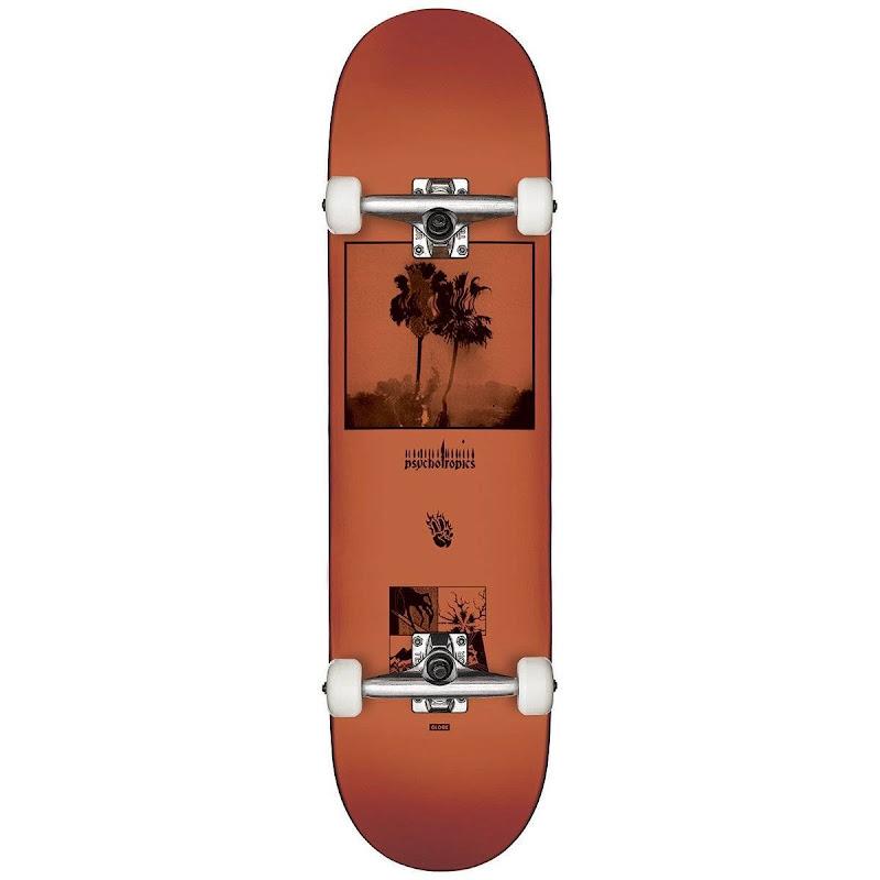 skateboard - Globe psychotropics carrot 8.25