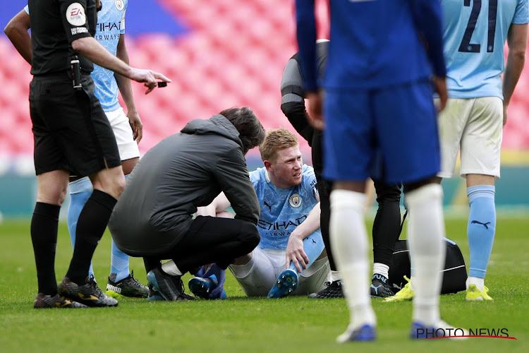 De natie bibbert, Manchester City komt met update over Kevin De Bruyne