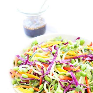 Asian Cucumber Noodle Salad