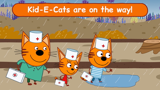 Kid-E-Cats Animal Doctor Games for Kids・Pet Doctor ss3