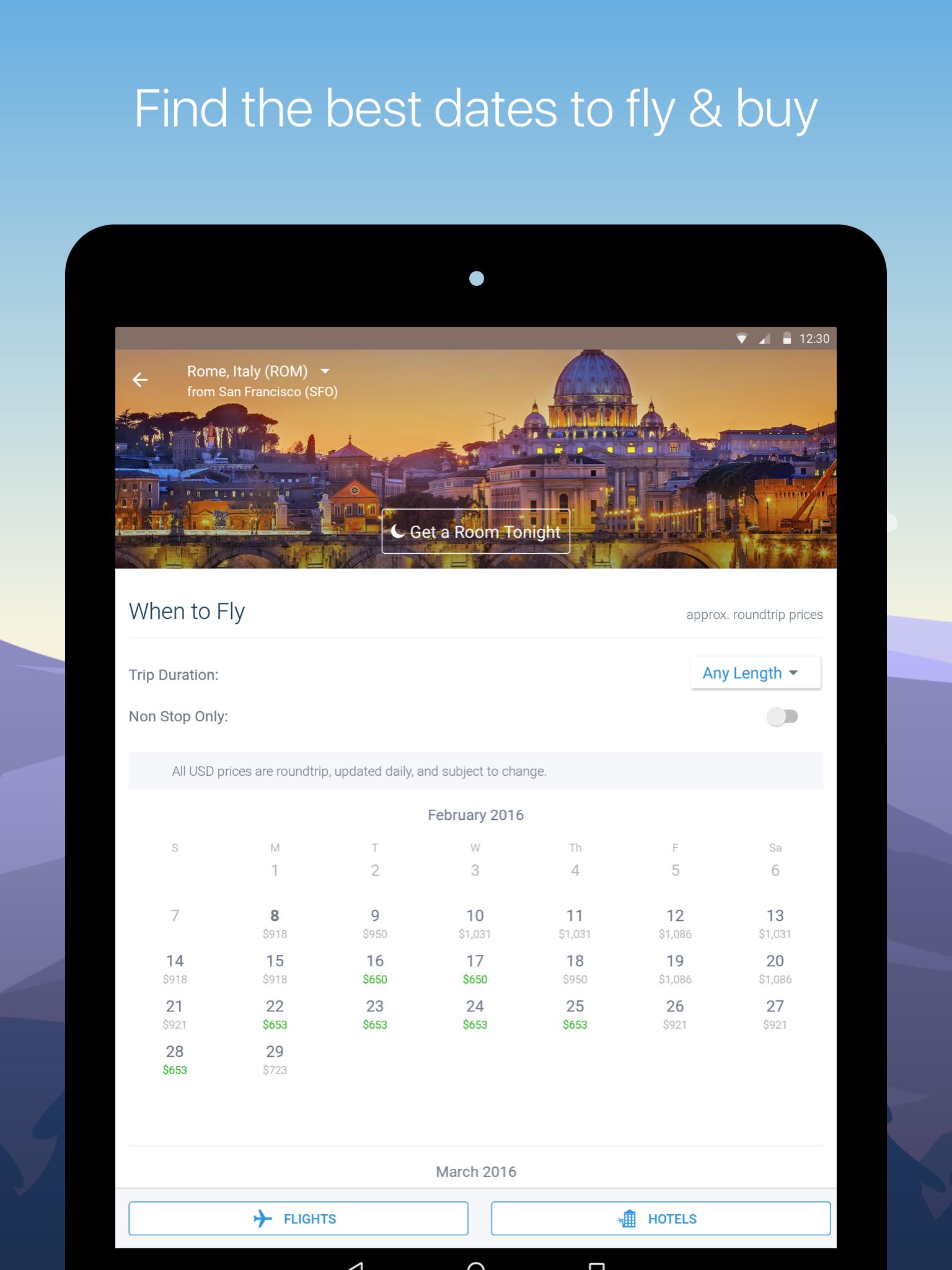 Hipmunk Hotels & Flights screenshot #8
