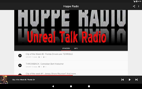 Hoppe Radio- screenshot thumbnail