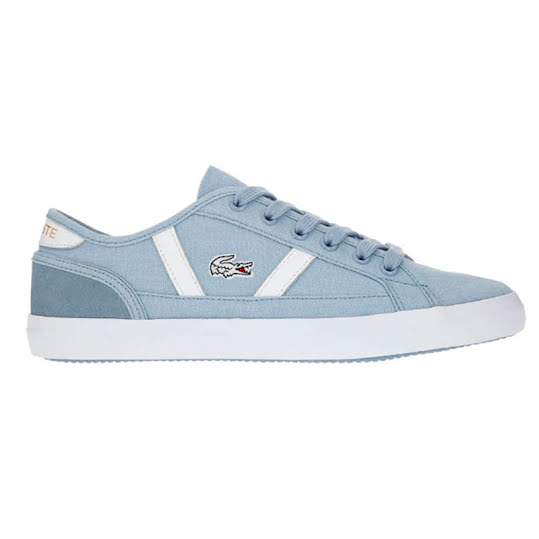 Lacoste Sideline 119 1 CFA Sneakers Dam Light Blue/White Stl 40