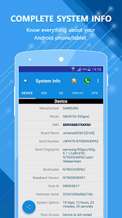 Mobile Optimizer Pro Screenshot