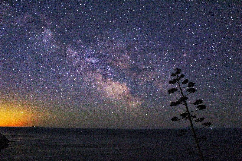 Notte di stelle di AlexAlfei