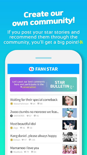 FAN N STAR (K-POP Idols Ranking Votes) 1.7.3 6