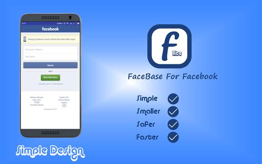 face lite for facebook lite app apk free download for android pc windows. Black Bedroom Furniture Sets. Home Design Ideas