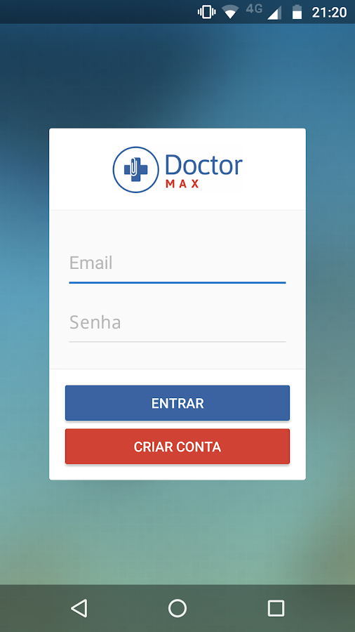 Doctor Max: captura de tela