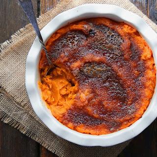 Fiery Sweet Potatoes