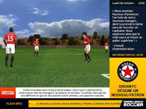 Dream League Soccer 2018  captures d'u00e9cran 8