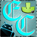 APW Theme ElectricCyan - Free icon