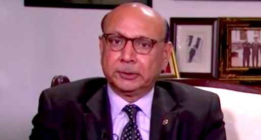 Muslim activist Khizr Khan's travel status under review