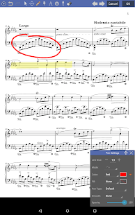 MobileSheetsFree Music Reader - screenshot thumbnail