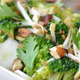 Asian Broccoli Salad Recipes