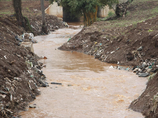 Nairobi River chokes on raw human and industrial waste, but all is not lost