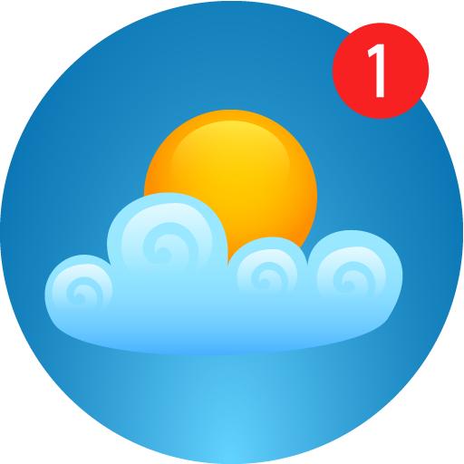 طقس اليوم : تطبيق توقعات الطقس 2019