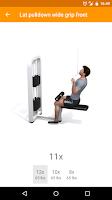 Screenshot of Virtuagym Fitness - Home & Gym