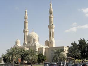 Photo: Jumeirah Mosque