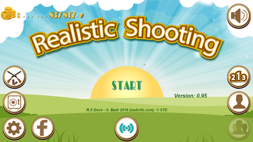 Realistic Shooting - Hunting small games 1.3.0 gameplay | by HackJr.Pw 1