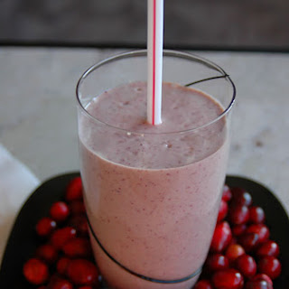 Cranberry Creamsicle Smoothie