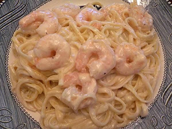 Shrimp Linguine Alfredo Recipe