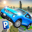 City Driver: Roof Parking Challenge icon
