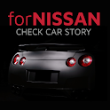 Check Car History For Nissan icon